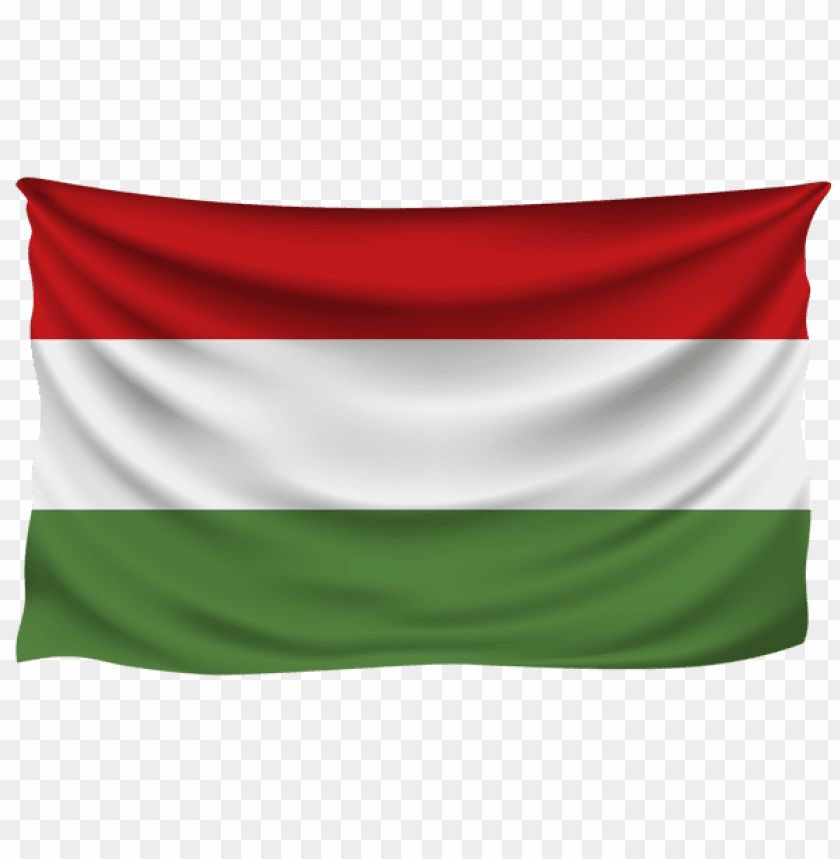 free PNG Download hungary wrinkled flag clipart png photo   PNG images transparent