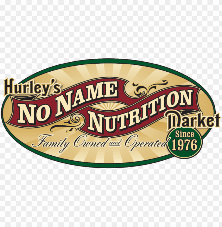 free PNG hurley's no name nutrition market PNG image with transparent background PNG images transparent