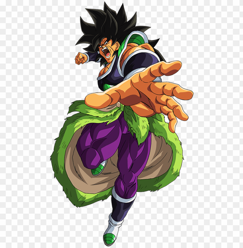 free PNG hydros - dokkan battle broly movie PNG image with transparent background PNG images transparent