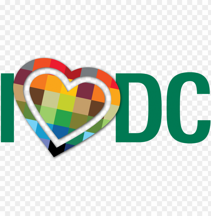 free PNG i heart dc - heart PNG image with transparent background PNG images transparent