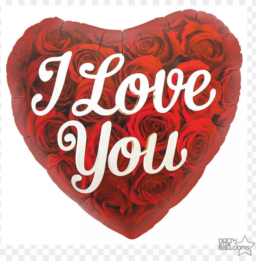 I Love You Roses 18 In Png Image With Transparent Background Toppng