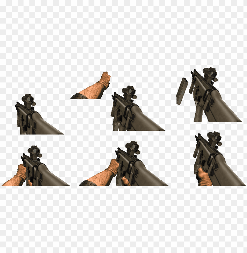 free PNG i sound like i'm asking a lot, but can someone help - gun reload animation sprite PNG image with transparent background PNG images transparent
