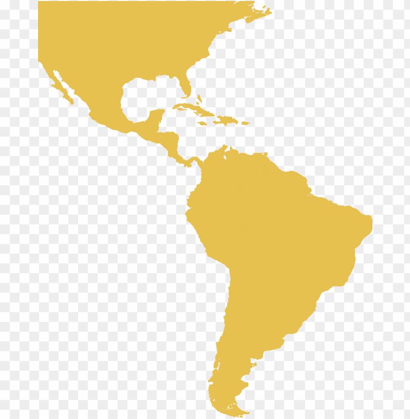 free PNG iaf logo map - norte de america latina PNG image with transparent background PNG images transparent