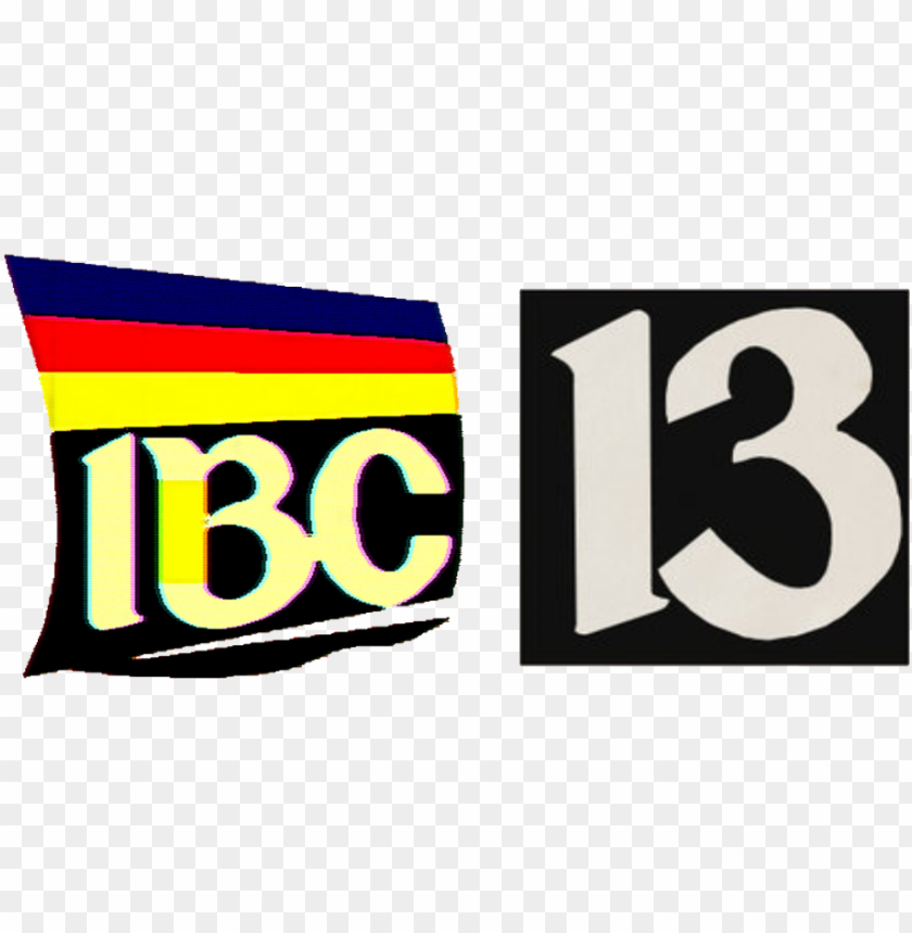 free PNG ibc 13 alternative logo 1975 - ibc 13 PNG image with transparent background PNG images transparent