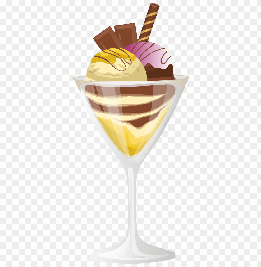 free PNG Download ice cream sundae clipart png photo   PNG images transparent