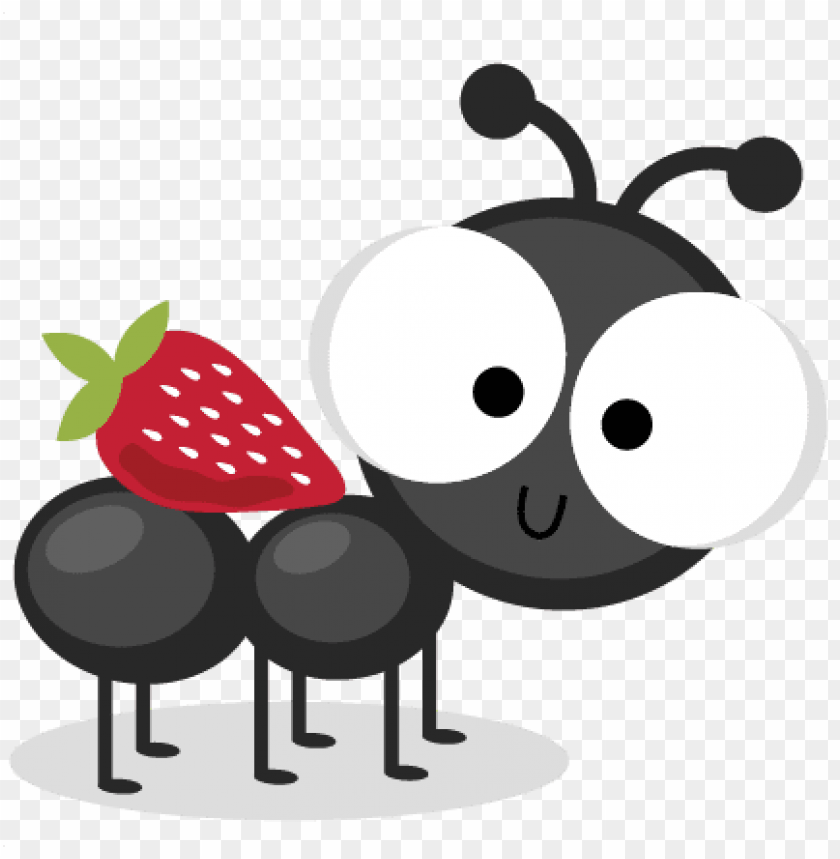 free PNG icnic ants clip art download - cute ant PNG image with transparent background PNG images transparent