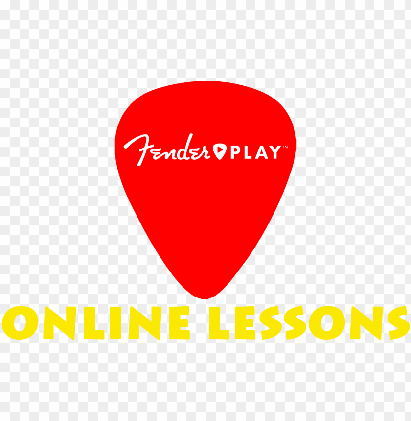 free PNG icon fender play english rouge - fender PNG image with transparent background PNG images transparent