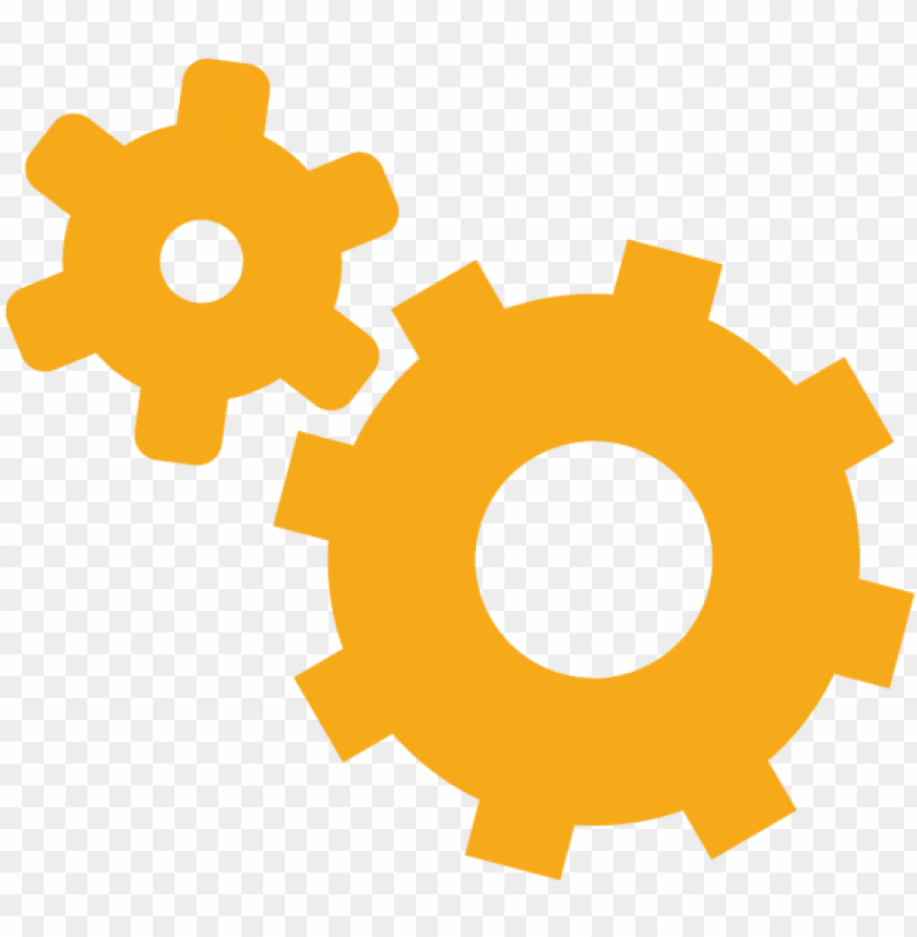 free PNG icon is two gears working together - r&d ico PNG image with transparent background PNG images transparent