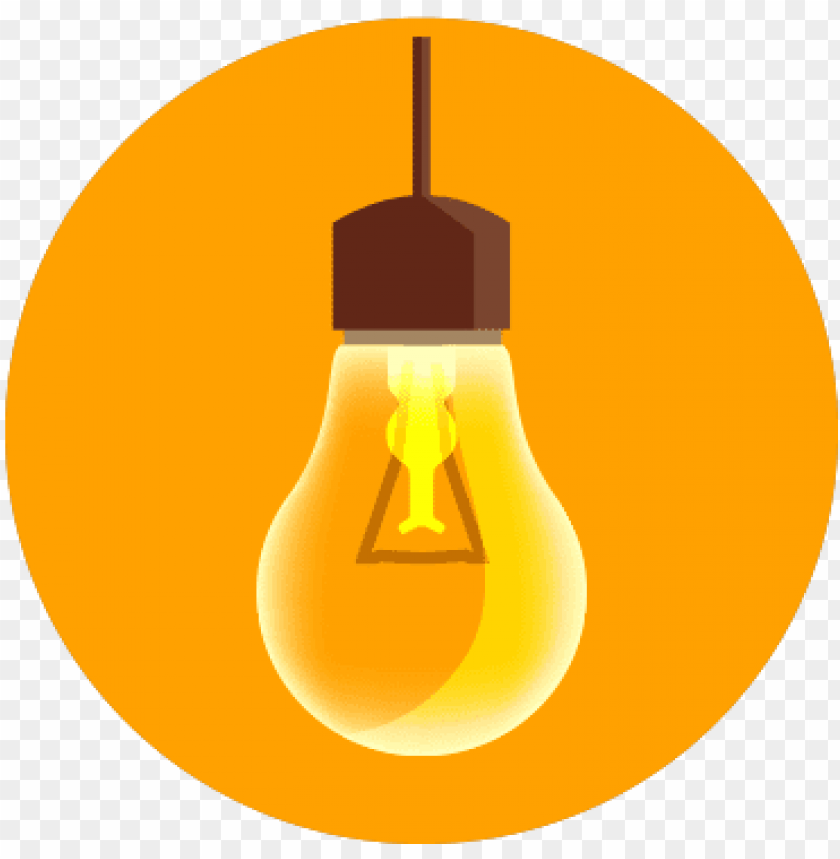 free PNG icon of a light bulb - home light icon png - Free PNG Images PNG images transparent