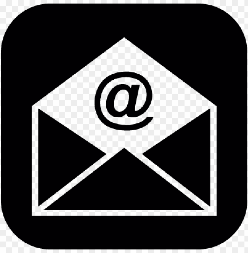 free PNG icono de correo electron PNG image with transparent background PNG images transparent