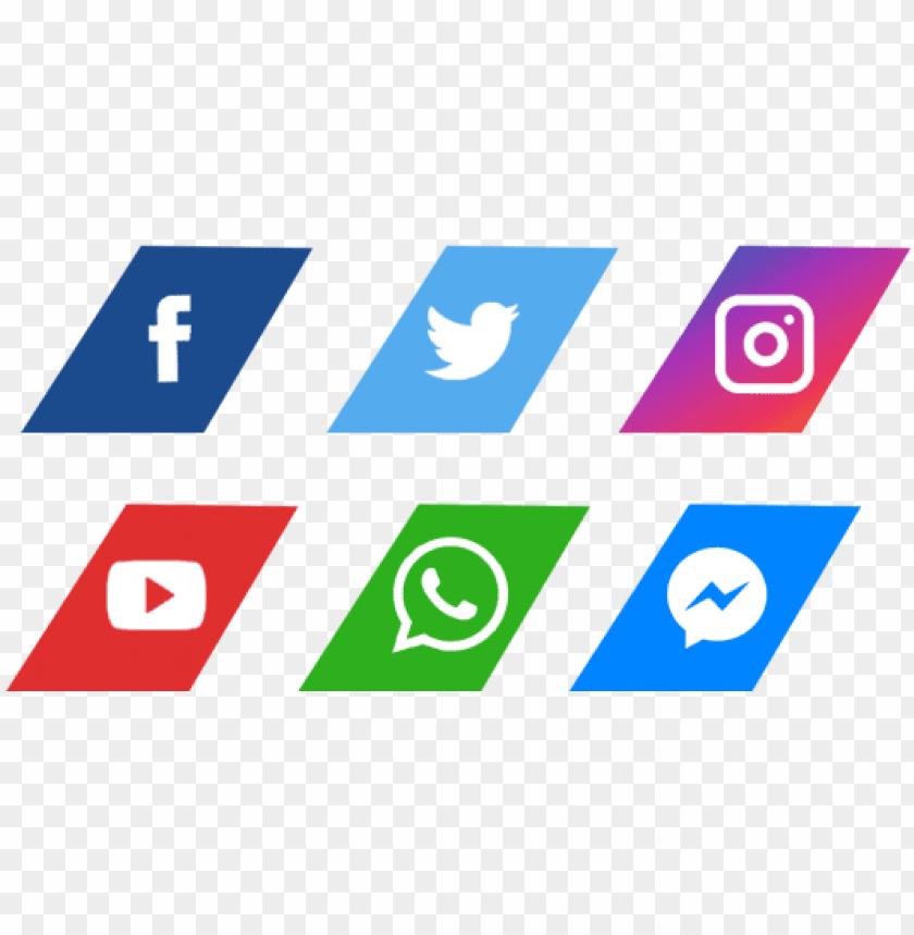 free PNG icons, facebook, facebook icon, twitter  and psd - web facebook instagram twitter icons png - Free PNG Images PNG images transparent