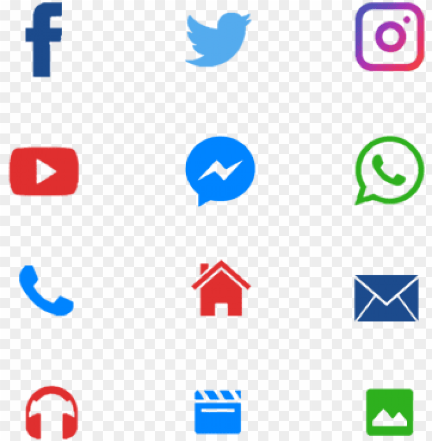 free PNG icons, facebook, facebook icon, twitter png and psd - whatsa PNG image with transparent background PNG images transparent