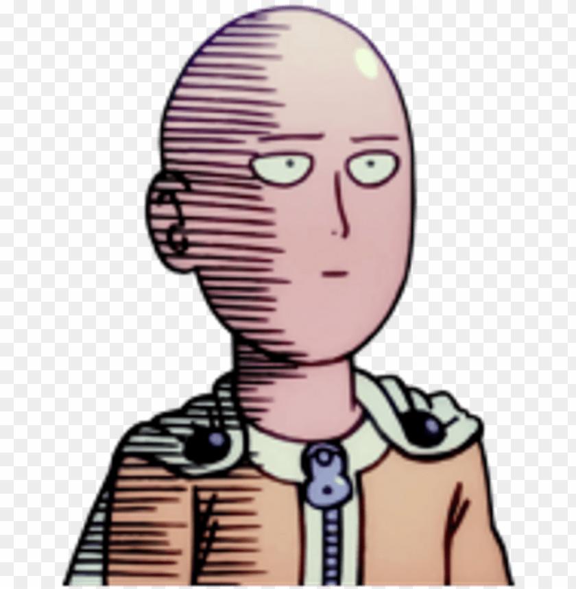 Icons Tumblr Aesthetic Anime Drawing Manga Onepunchman Orelsan