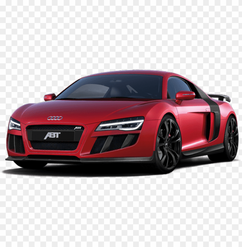 free PNG ics photos homepage cars audi r8 abt tuning wallpaper - audi r8 abt tuni PNG image with transparent background PNG images transparent