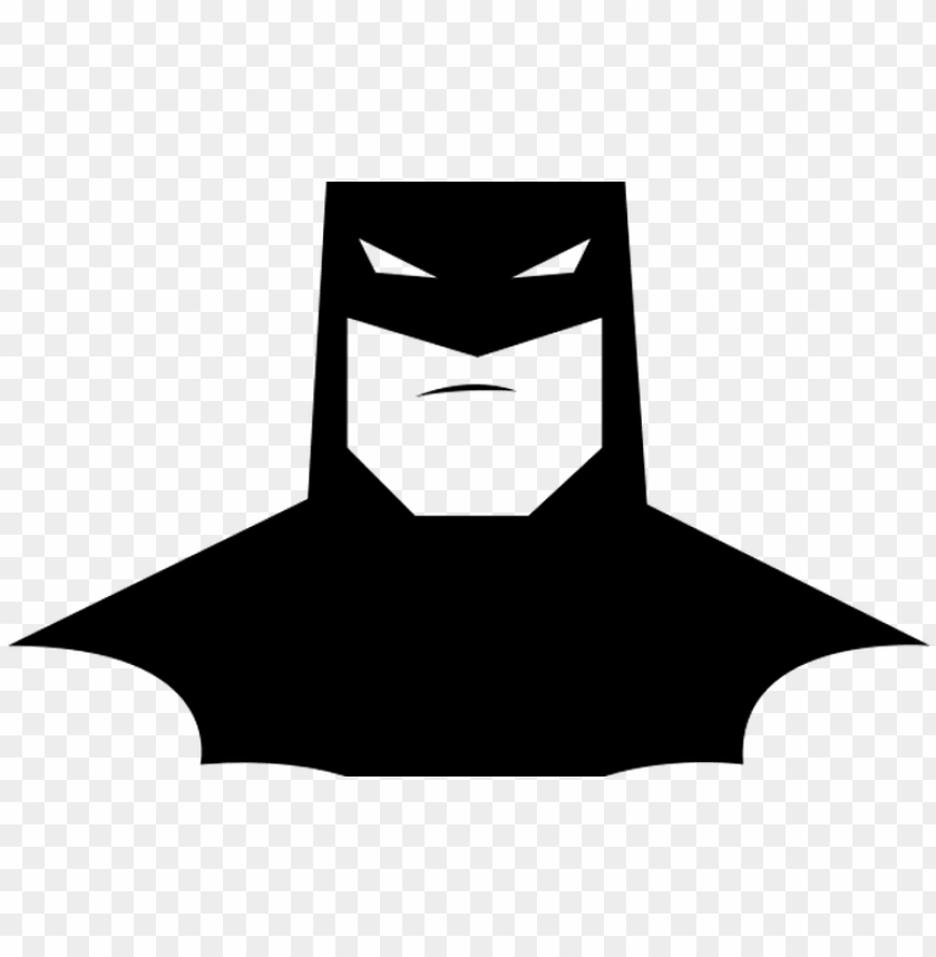 free PNG icture freeuse batman face clipart - batman face black and white PNG image with transparent background PNG images transparent