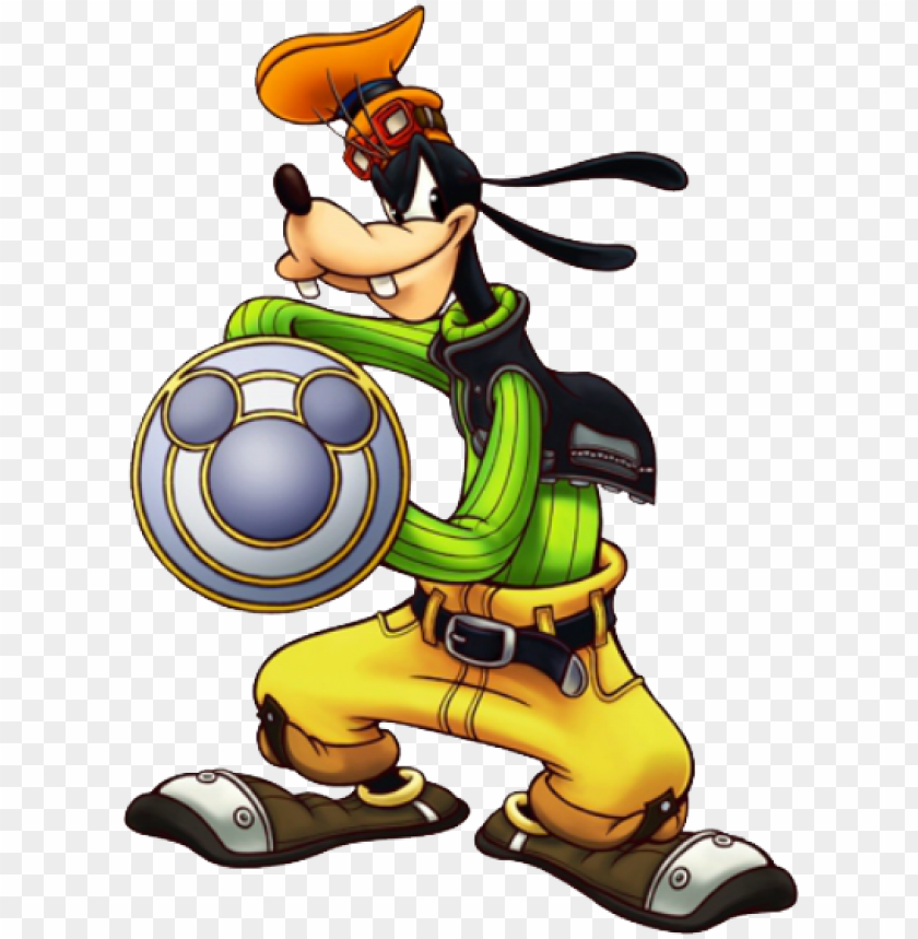 Icture Freeuse Download Partner Future Card Buddyfight Kingdom Hearts Goofy Shield Png Image With Transparent Background Toppng