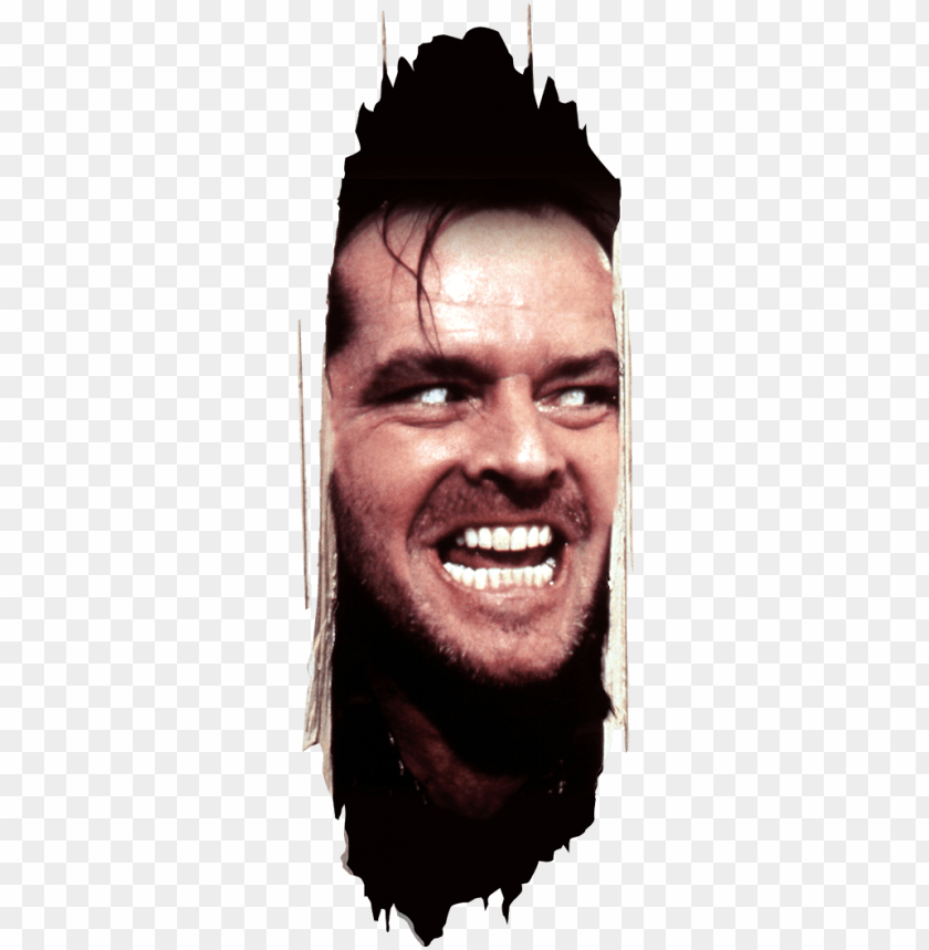 free PNG icture - jack nicholson shini PNG image with transparent background PNG images transparent