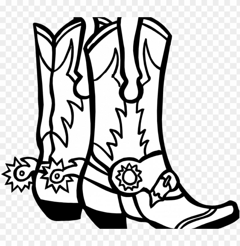 free PNG icture library boot drawing at getdrawings com free - cowboy boots drawing easy PNG image with transparent background PNG images transparent
