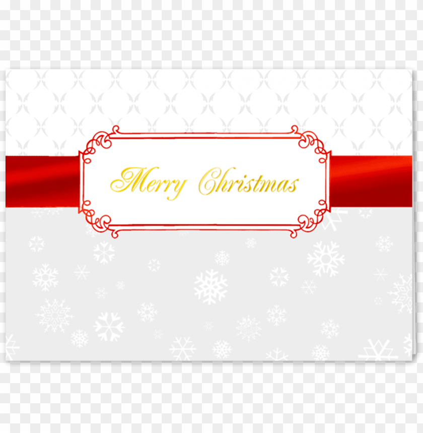 free PNG icture of red christmas ribbon greeting card - greeting card PNG image with transparent background PNG images transparent