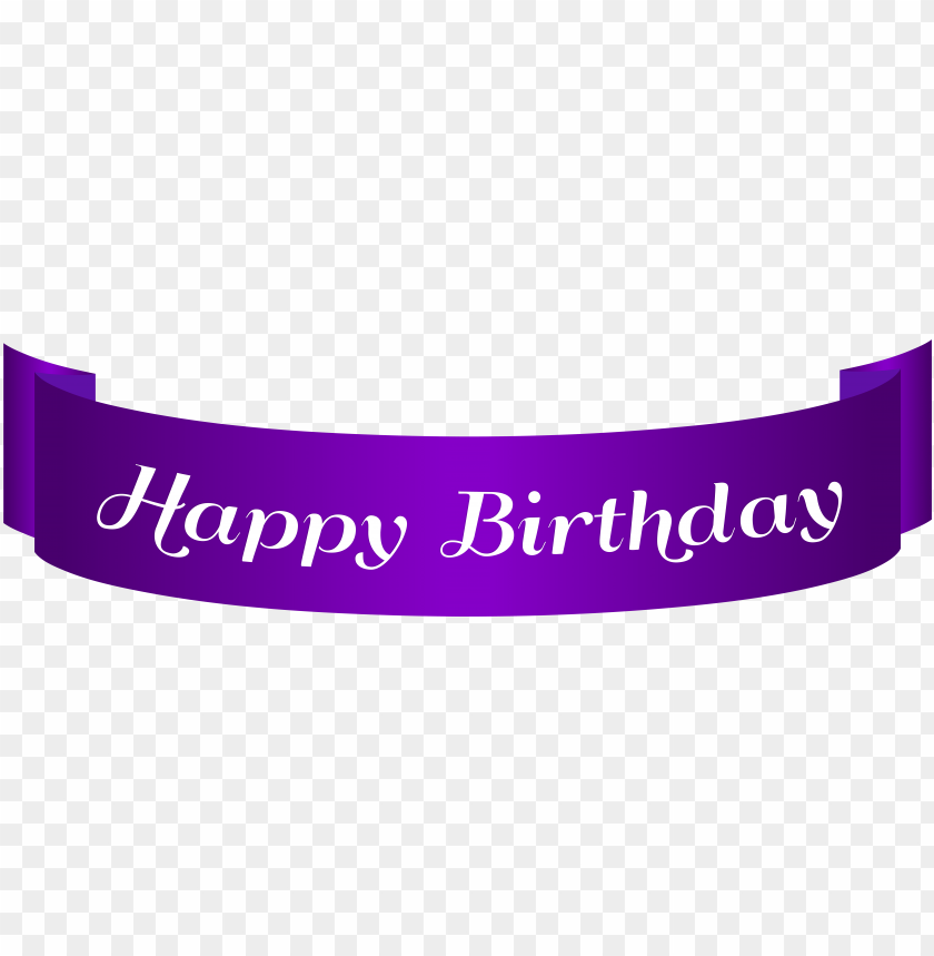 free PNG icture royalty free stock banner png clip art gallery - happy birthday banner PNG image with transparent background PNG images transparent