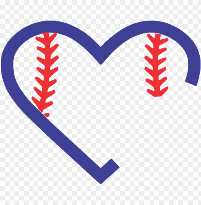 Icture Transparent Download Baseball Heart Clipart Baseball Clip Art Png Image With Transparent Background Toppng