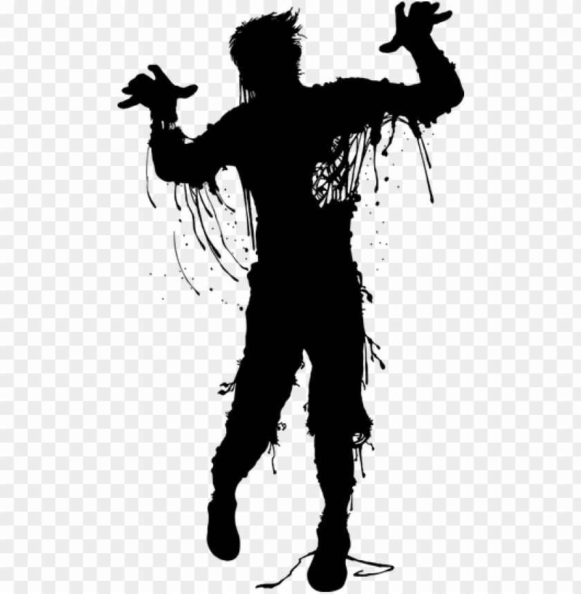 Icture Zombie Run Silhouette Png Image With Transparent Background Toppng Zombie hand png cliparts, all these png images has no background, free & unlimited downloads. icture zombie run silhouette png