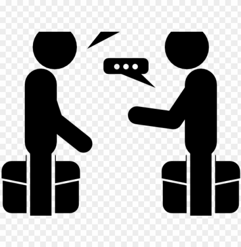 free PNG ictures of two people talking - two people talk icon PNG image with transparent background PNG images transparent