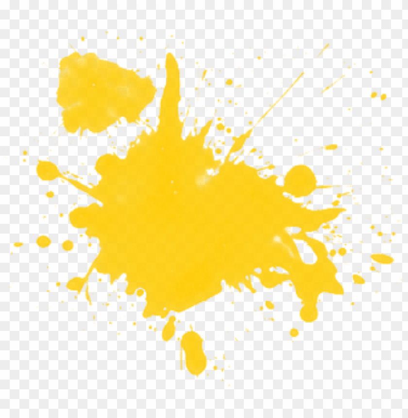 free PNG ideal paint splatter background the gallery for yellow - yellow ink splash PNG image with transparent background PNG images transparent