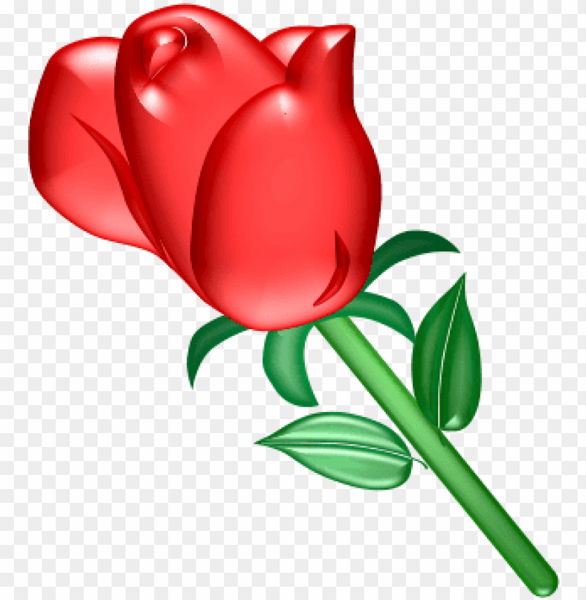 free PNG ideal red rose clip art clip art red rose - rose gif clip art PNG image with transparent background PNG images transparent