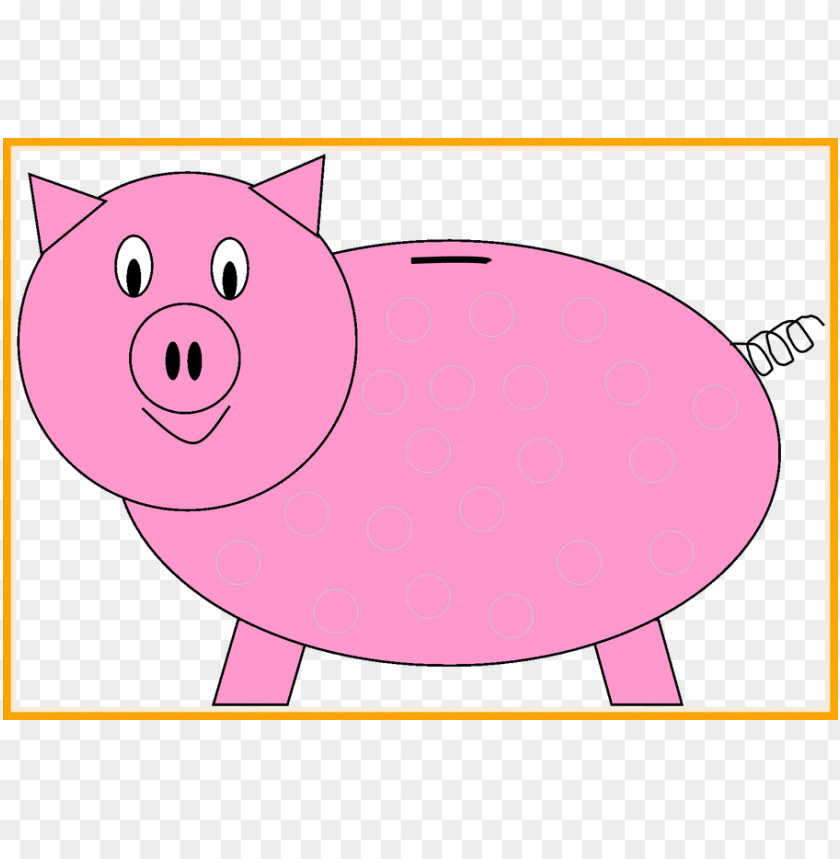 free PNG iggy bank clipart kids - piggy bank outline PNG image with transparent background PNG images transparent