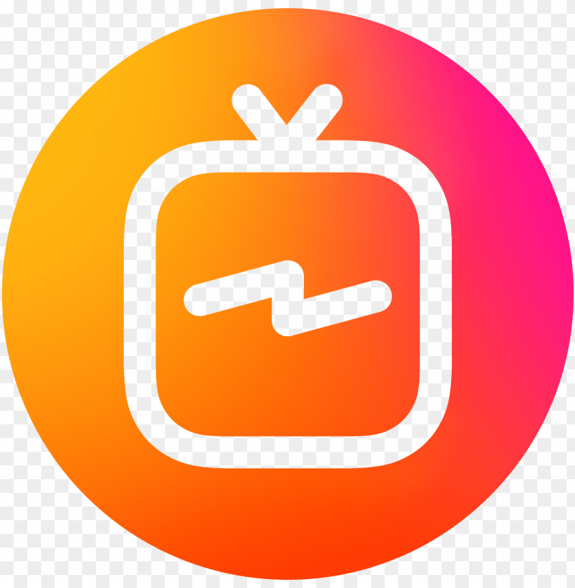 free PNG igtv logo PNG image with transparent background PNG images transparent