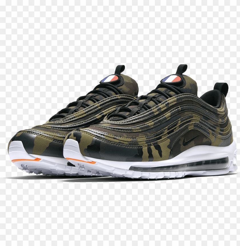 free PNG ike air country camo pack size - air max 97 camo germany PNG image with transparent background PNG images transparent