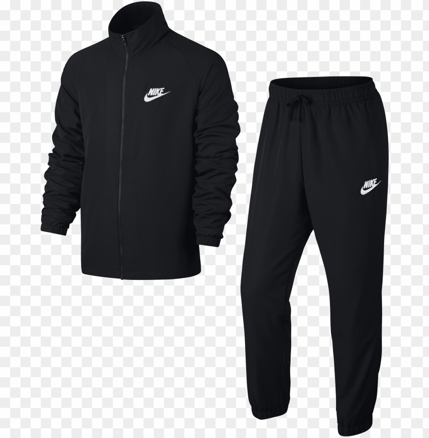 free PNG ike sportswear woven track suit mens - nike tracksuits PNG image with transparent background PNG images transparent