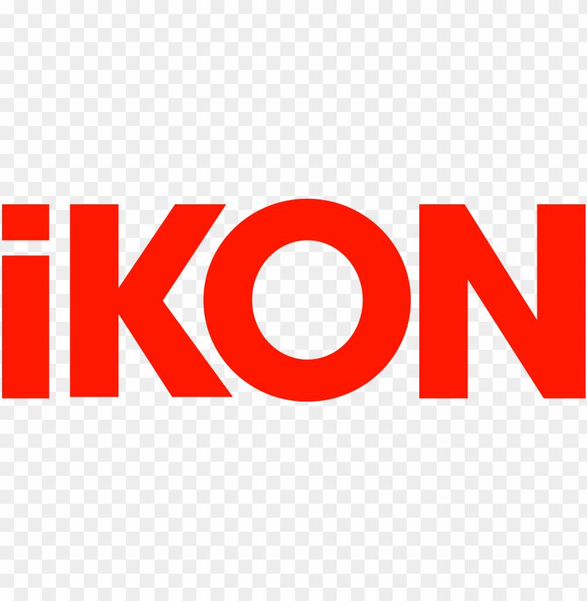 free PNG ikon copyright yg entertainment logo png transparent - ikon kpop logo PNG image with transparent background PNG images transparent