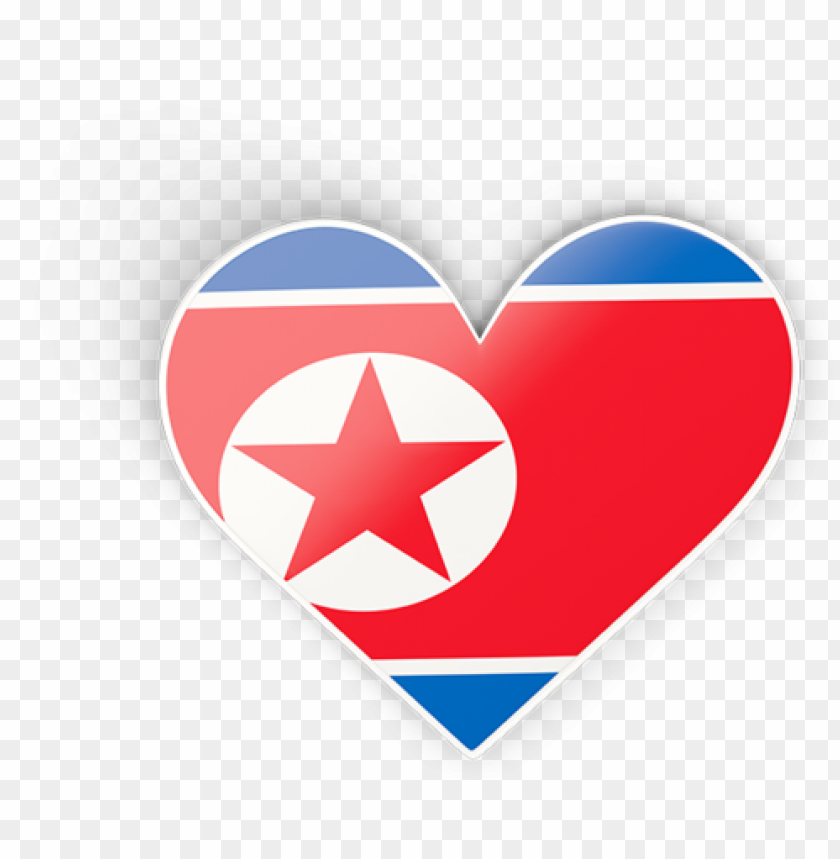 illustration of flag of north korea - north korea PNG image with transparent background@toppng.com