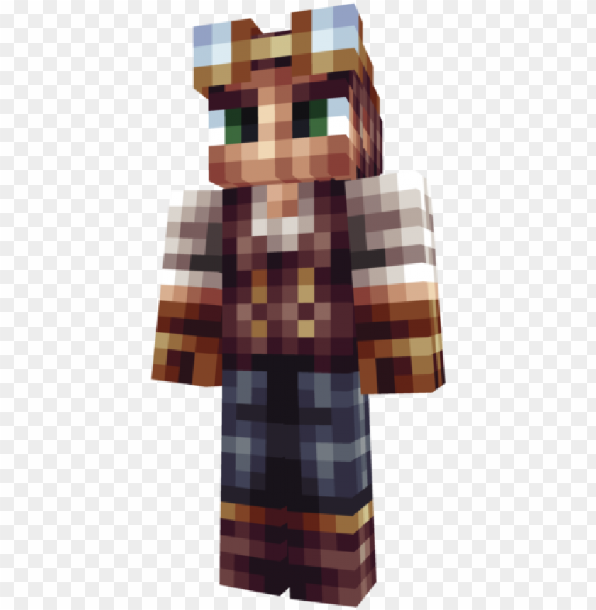 free PNG image - best steampunk skin minecraft PNG image with transparent background PNG images transparent
