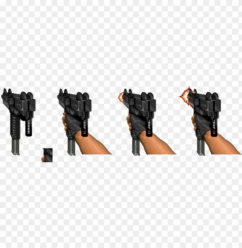 Image Fps Gun Sprite Sheet Png Image With Transparent Background Toppng