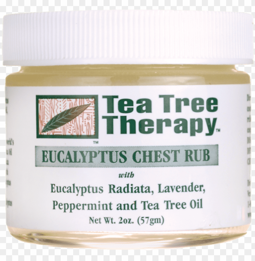 free PNG image is loading tea tree therapy eucalyptus chest - tea tree therapy chest rub, eucalyptus - 2 oz PNG image with transparent background PNG images transparent