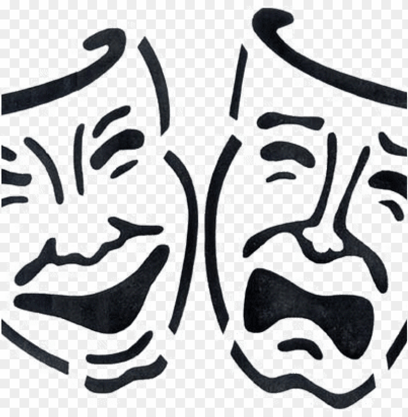 free PNG image library download theatre in asmita theatreinasmita - drama mask posters PNG image with transparent background PNG images transparent