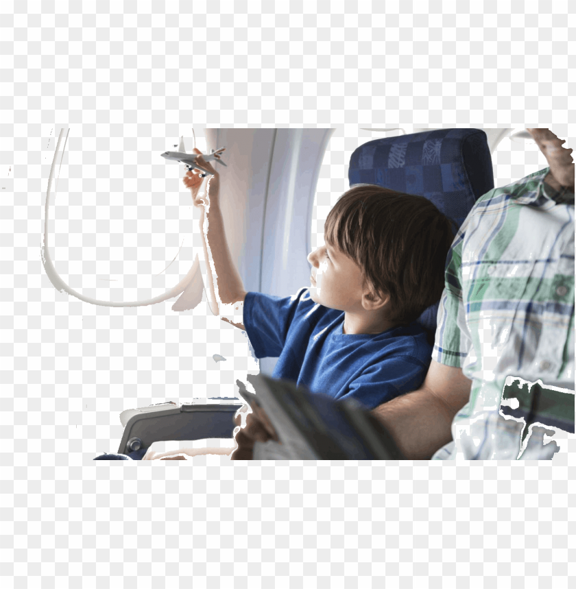 free PNG image of young seagull afraid to fly for two stories - child in plane PNG image with transparent background PNG images transparent