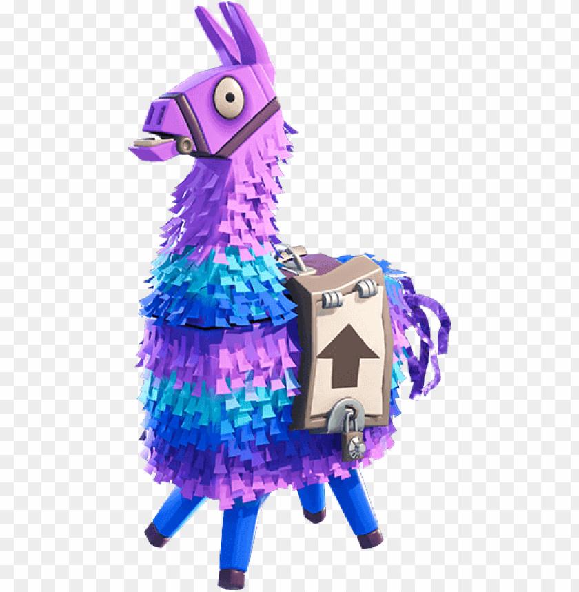 free PNG image result for fortnite llama - fortnite llama PNG image with transparent background PNG images transparent