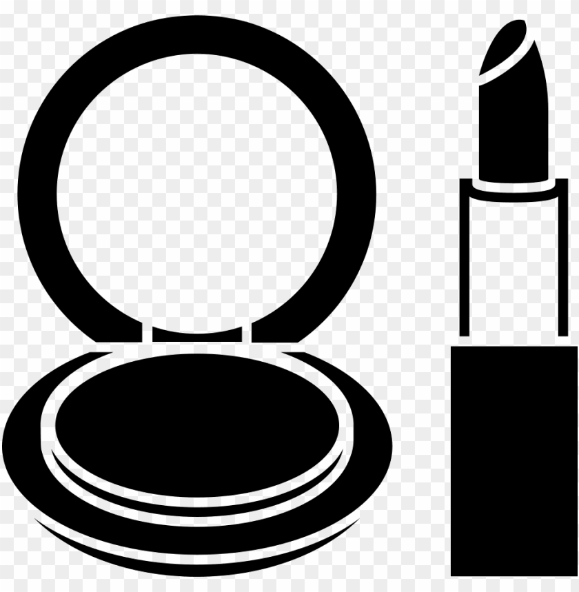 free PNG image result for makeup vector black and white - makeup icon transparent background PNG image with transparent background PNG images transparent
