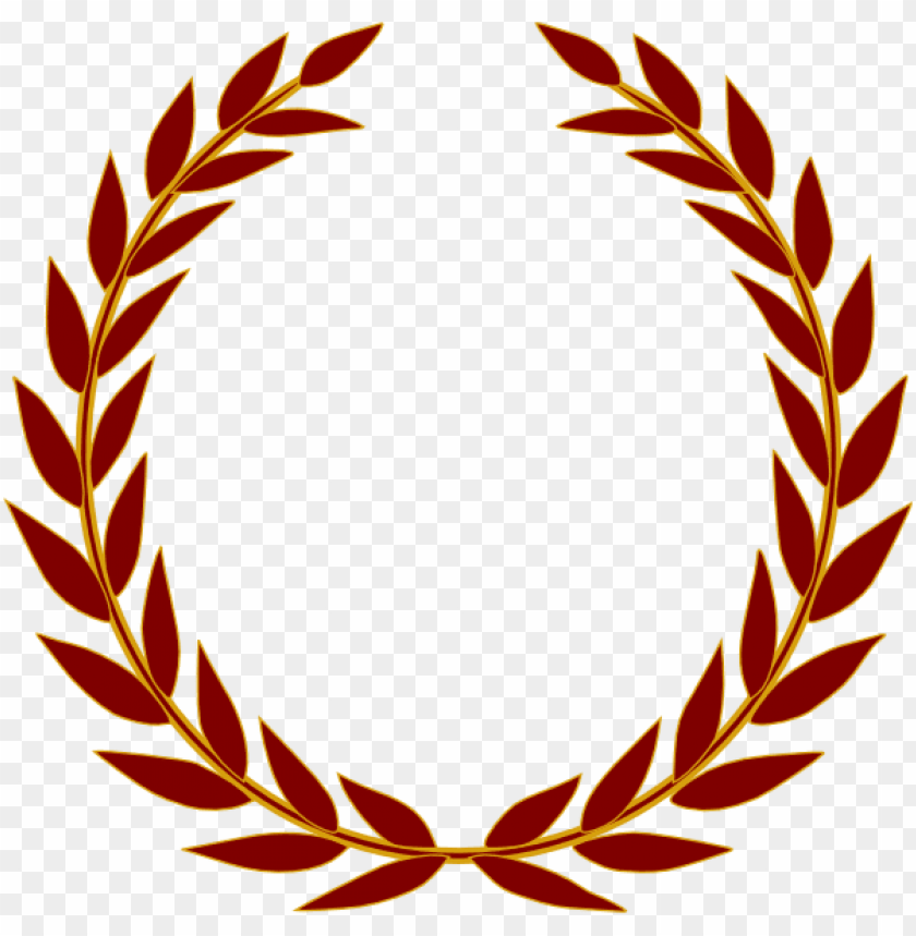 free PNG image result for olive branch vector - laurel wreath clip art PNG image with transparent background PNG images transparent