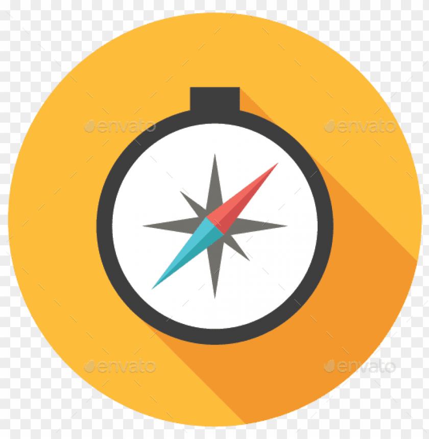 Image Set 128x128 Px Compass Icon Compass Circle Icon Png Free Png Images Toppng