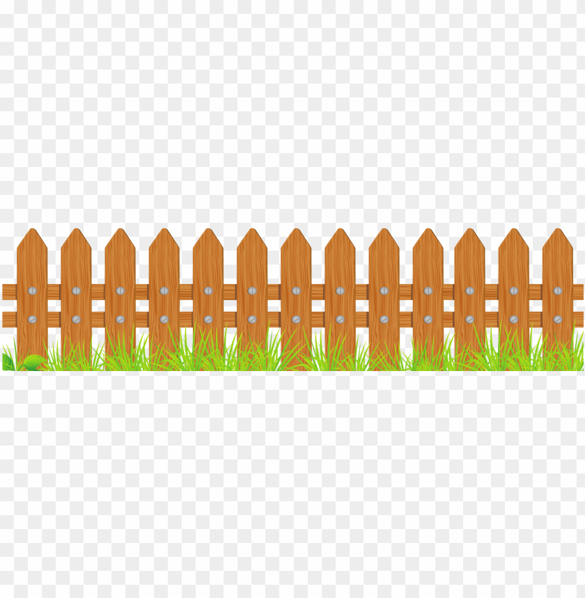 free PNG image transparent fencing - wood fence vector PNG image with transparent background PNG images transparent