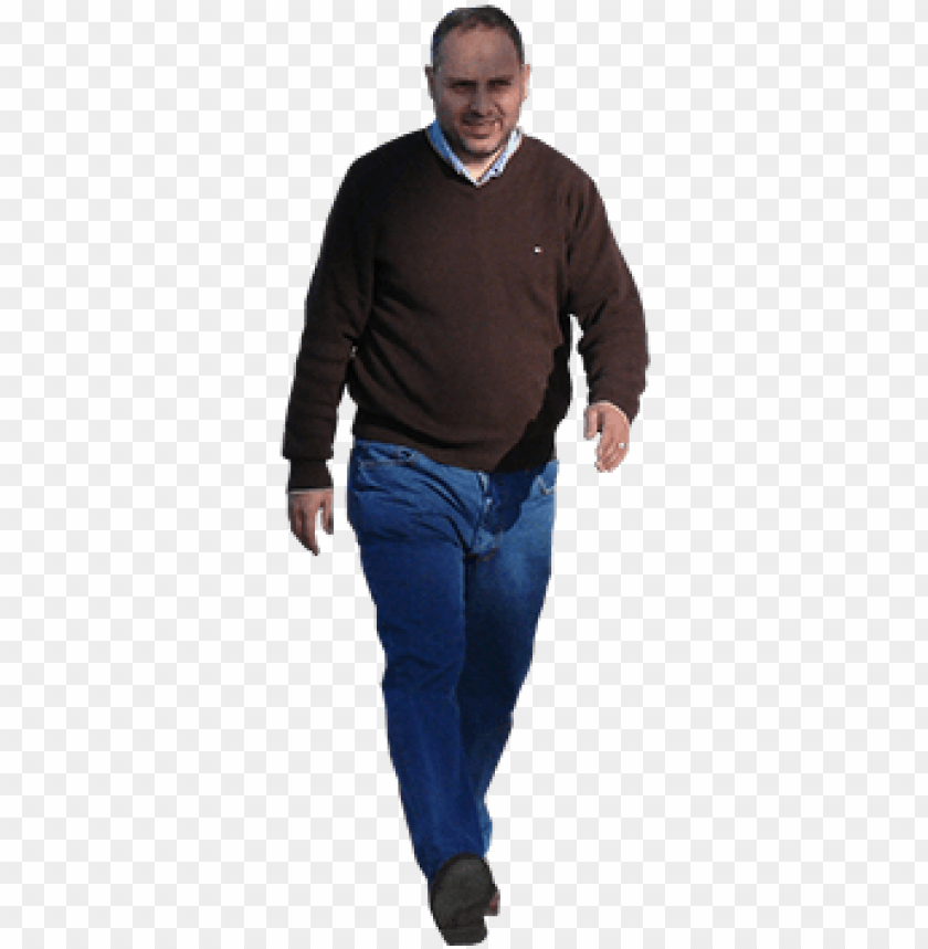 free PNG imagenatives 0033 man walking cutout - picture people PNG image with transparent background PNG images transparent