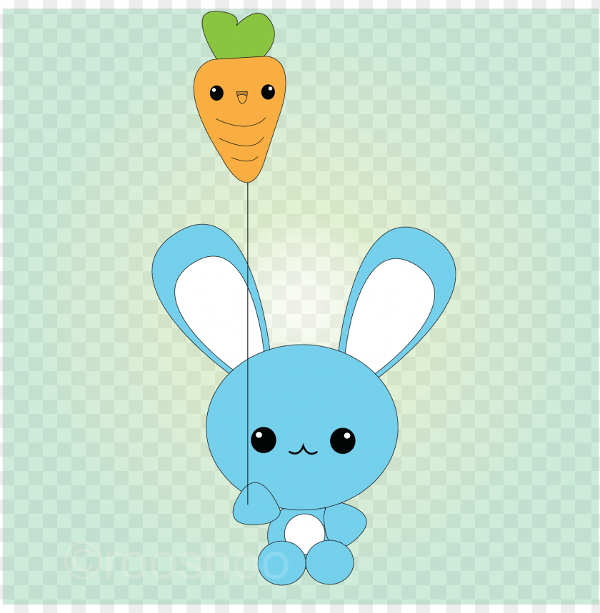 Imagenes De Conejitos Kawaii Png Image With Transparent