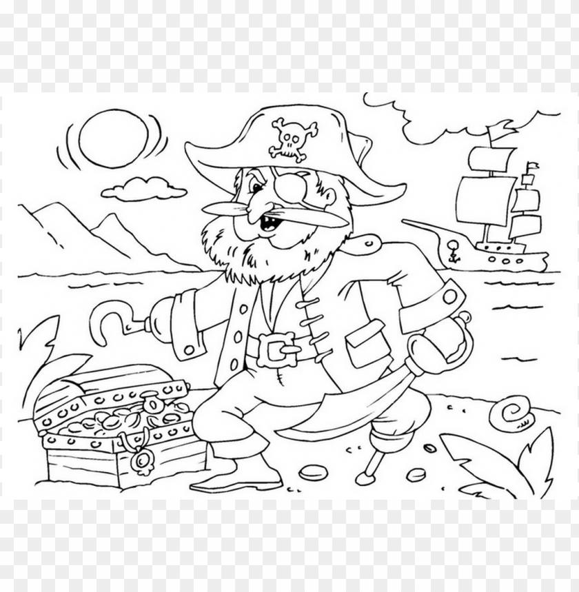 free PNG dibujos faciles Pirata PNG image with transparent background PNG images transparent