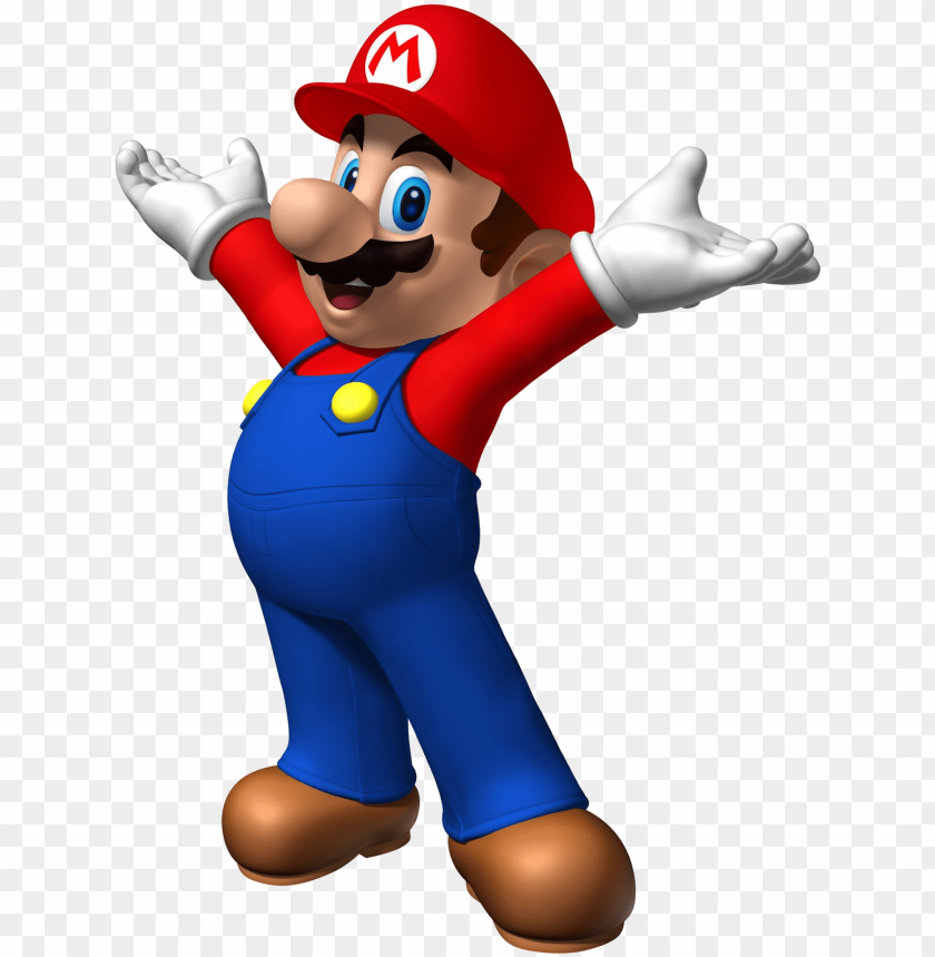 Imagenes Mario Party 8 Mario Png Image With Transparent