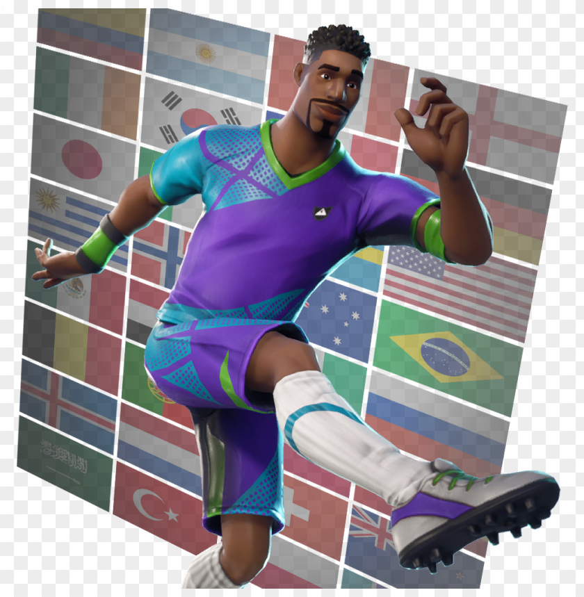 Images New Soccer Skins Fortnite Png Image With Transparent Background Toppng